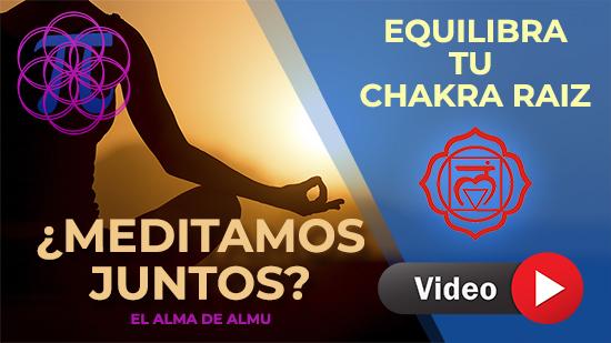 Desbloquea y equilibra el chakra raiz