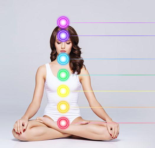 equilibrio de chakras