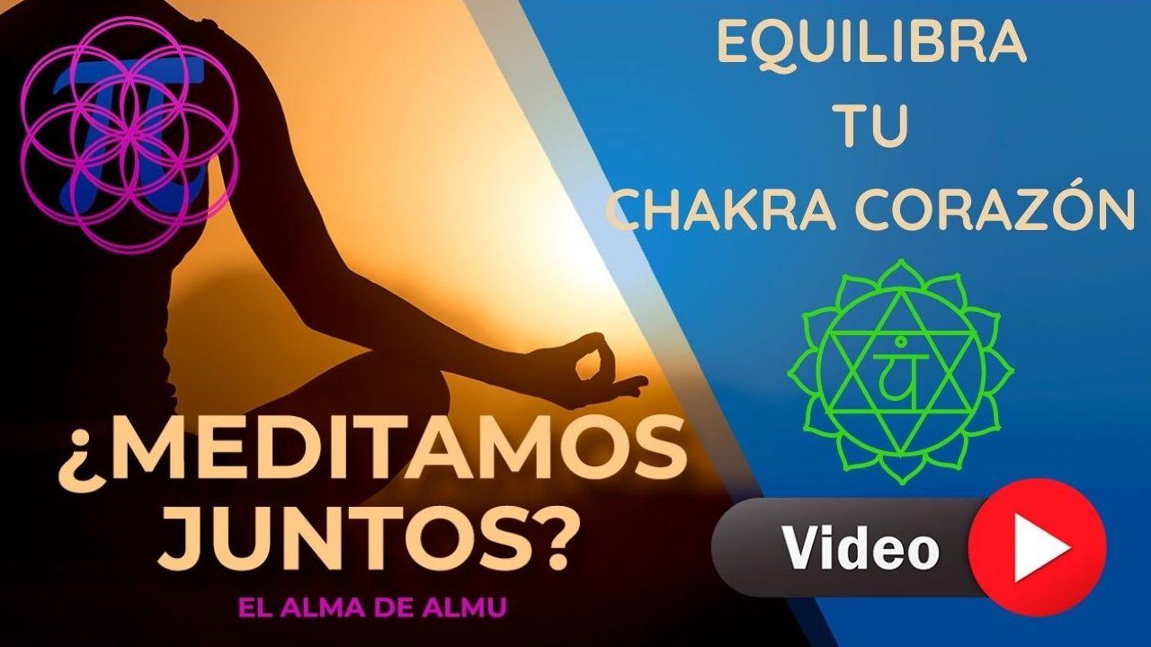 Desbloquea y equilibra el chakra corazón