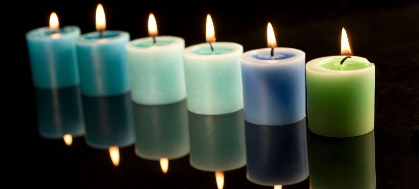 El lenguaje de las velas I