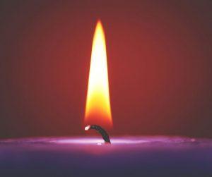 Llama de vela 1