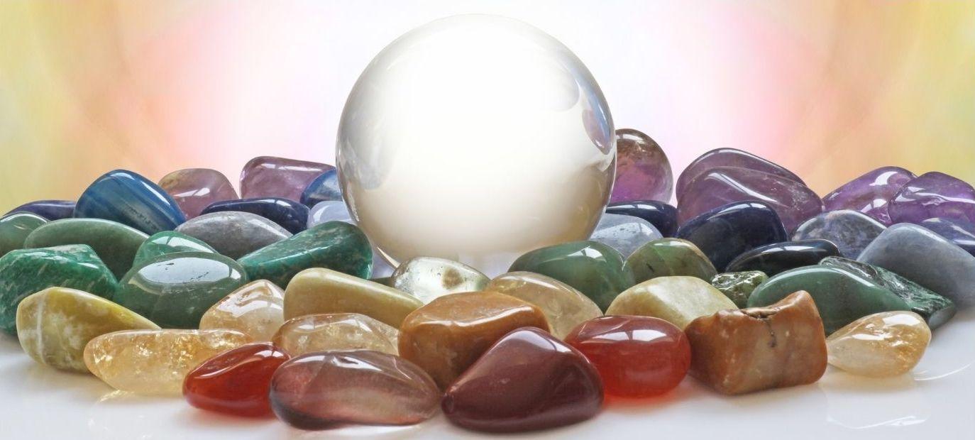 Cristales y chakras